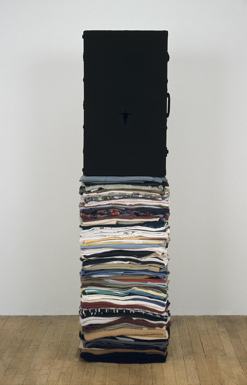 Clothing Sculpture: Suspension 4, 2002