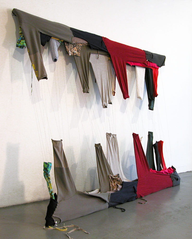 Clothing Sculpture: Regeneration, 2006