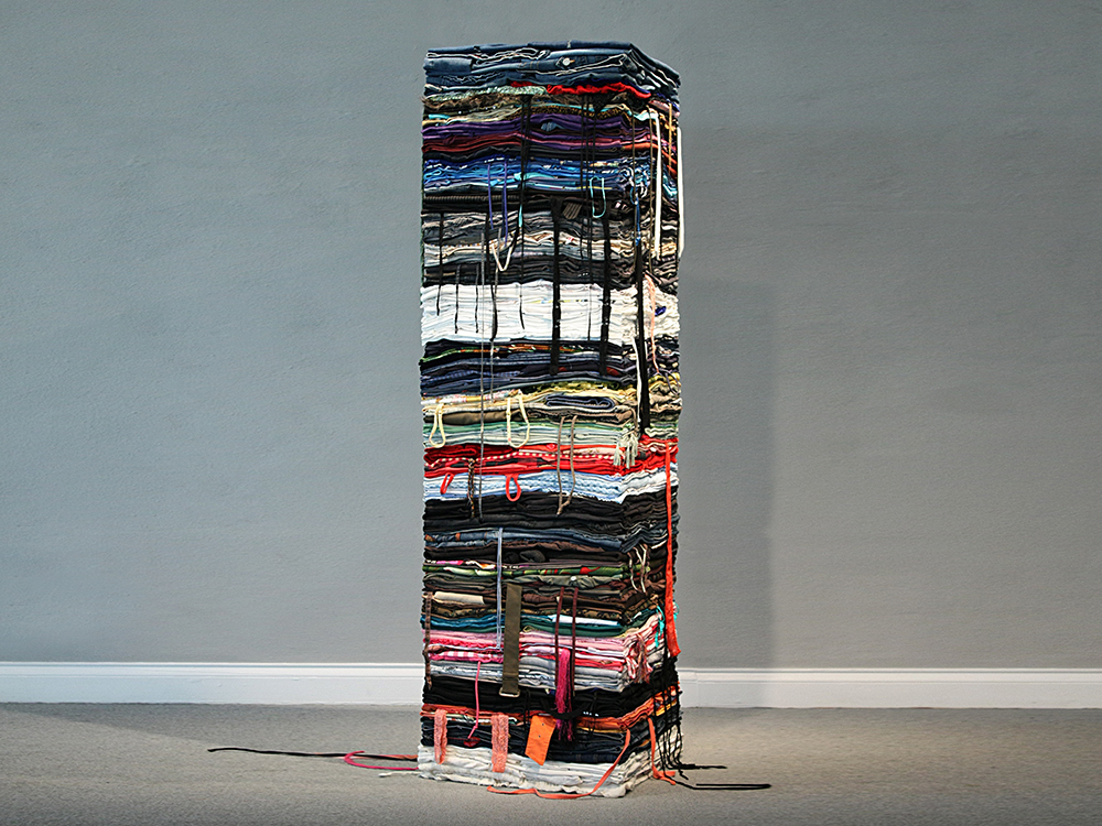 Clothing Sculpture: Am I Really All the Things That Are Outside Of Me?, 2009