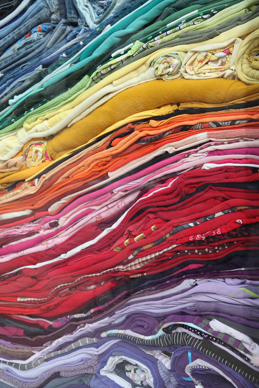 Clothing Sculpture: Drift, 2011 (detail 1)