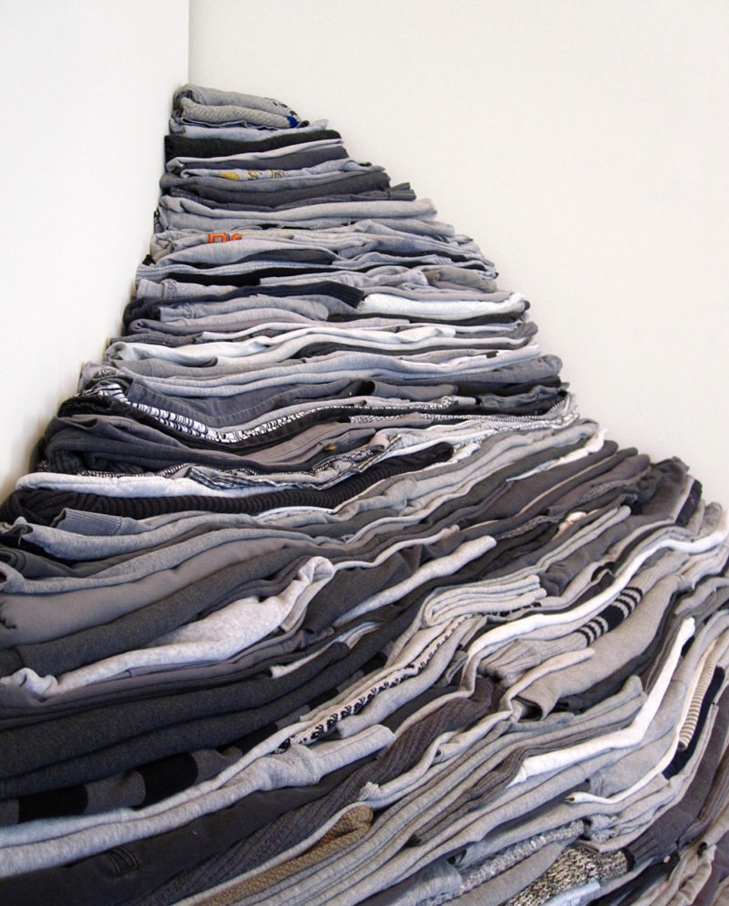 Clothing Sculpture: Drift Companion, 2011