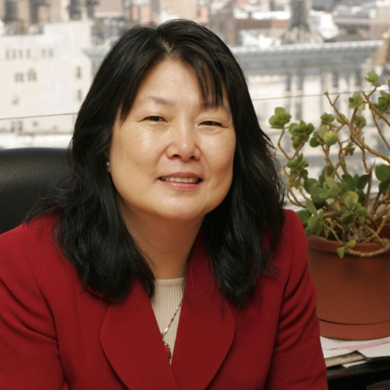 Margaret A Chan