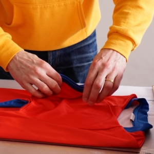 Clothing Folding Demo