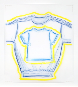 Clothing Rubbing: Untitled-4-Yellow-Glow-2019-1300-3