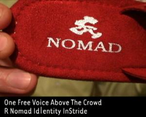 Clothing Performance: Nomad, 2007