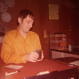 Richard at Tufflite