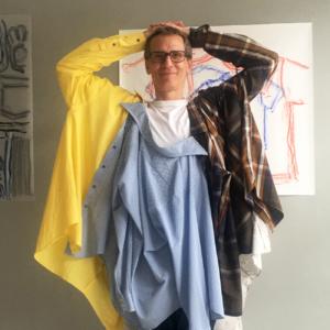 Clothing Sculpture - A Shirts