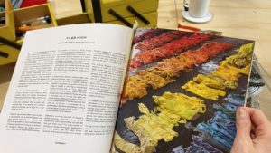 Selvedge Magazine Interview